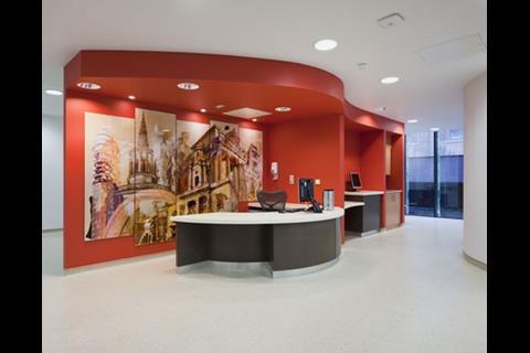 HOK outpatient centre